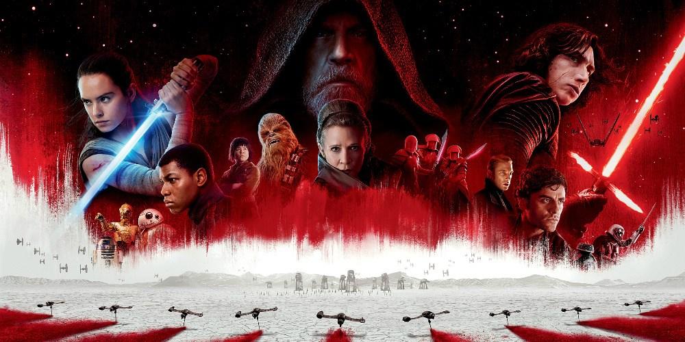 Os últimos Jedi
