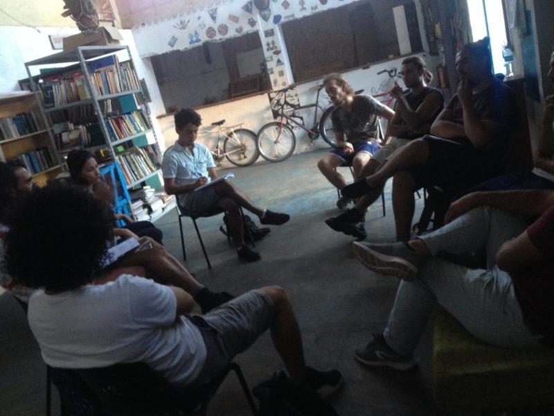 Crowdfunding fringe Londrina