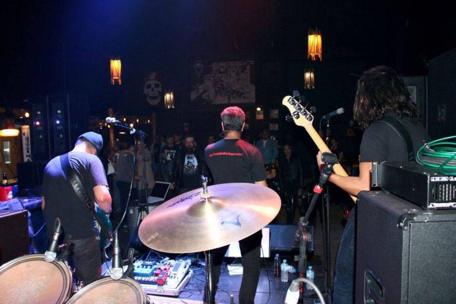 Festival Londrina Calling - bandas de rock fazem show beneficente no domingo de carnaval