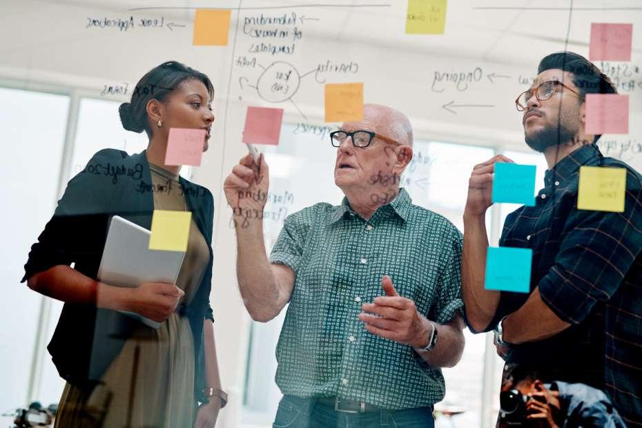 Questão Geracional em ambientes corporativos