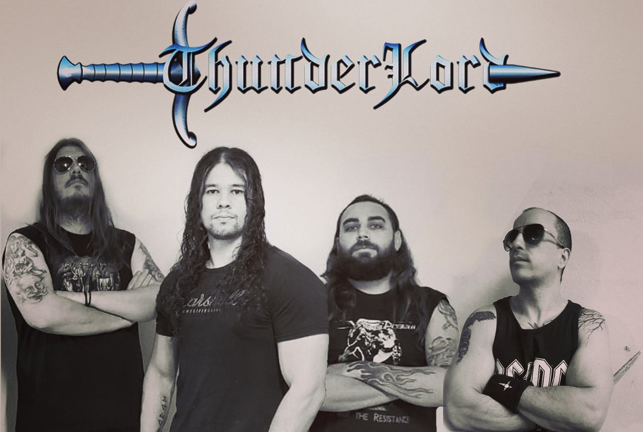 Thunderlord Long Live Metal Alma Londrina Rádio Web