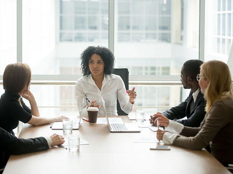 Questão Racial no mercado de trabalho