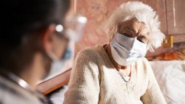 Testes para COVID-19 em idosos de Londrina