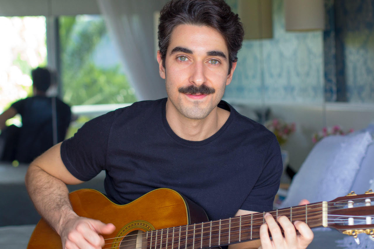 Gustavo Fagundes fala sobre a carreira musical