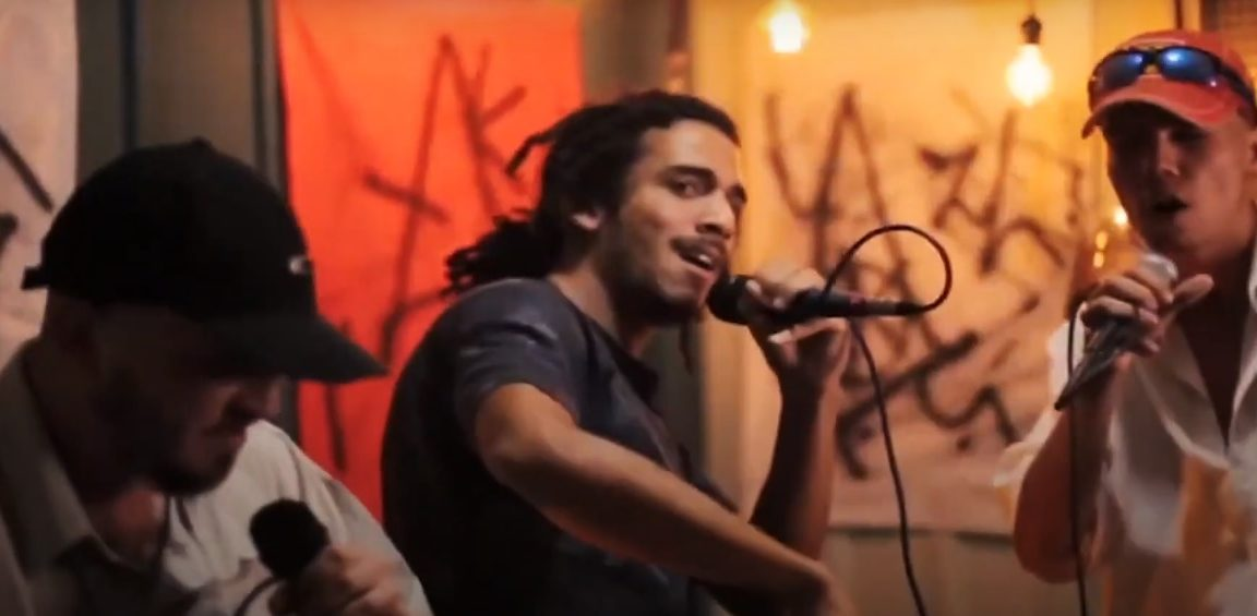Alive Na Nave bastidores Webtv Alma Londrina