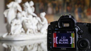embarque estação cultural Lei Aldir Blanc