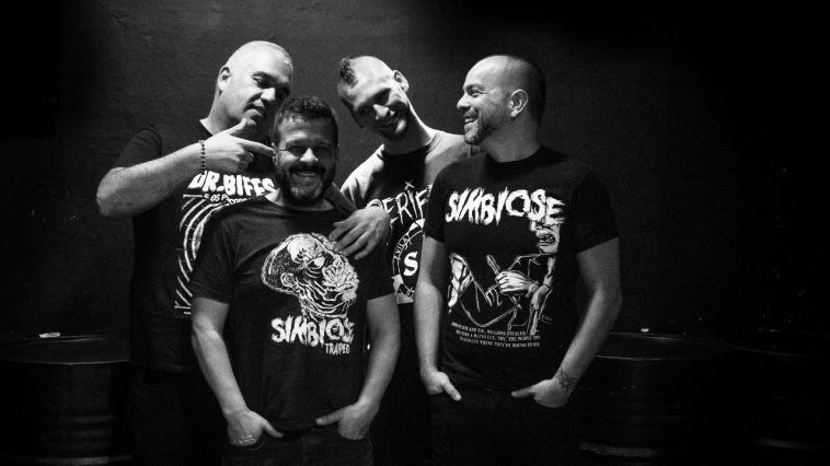 Simbiose death metal crust Long Live Metal