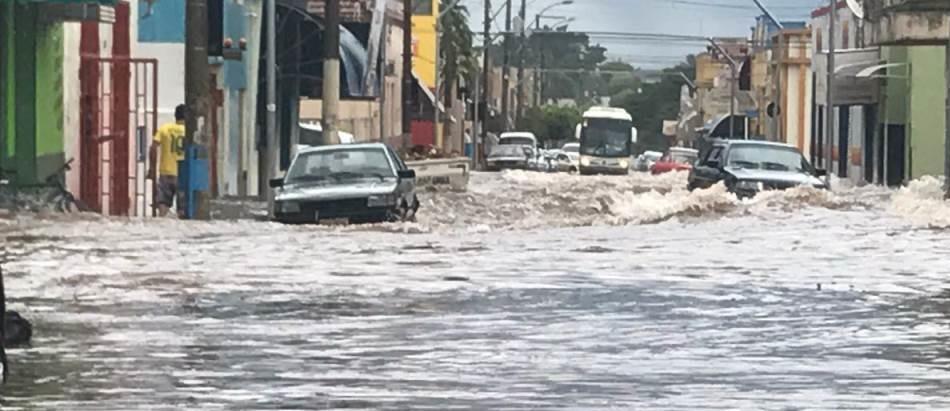 Engenharia Cientifica Inundações