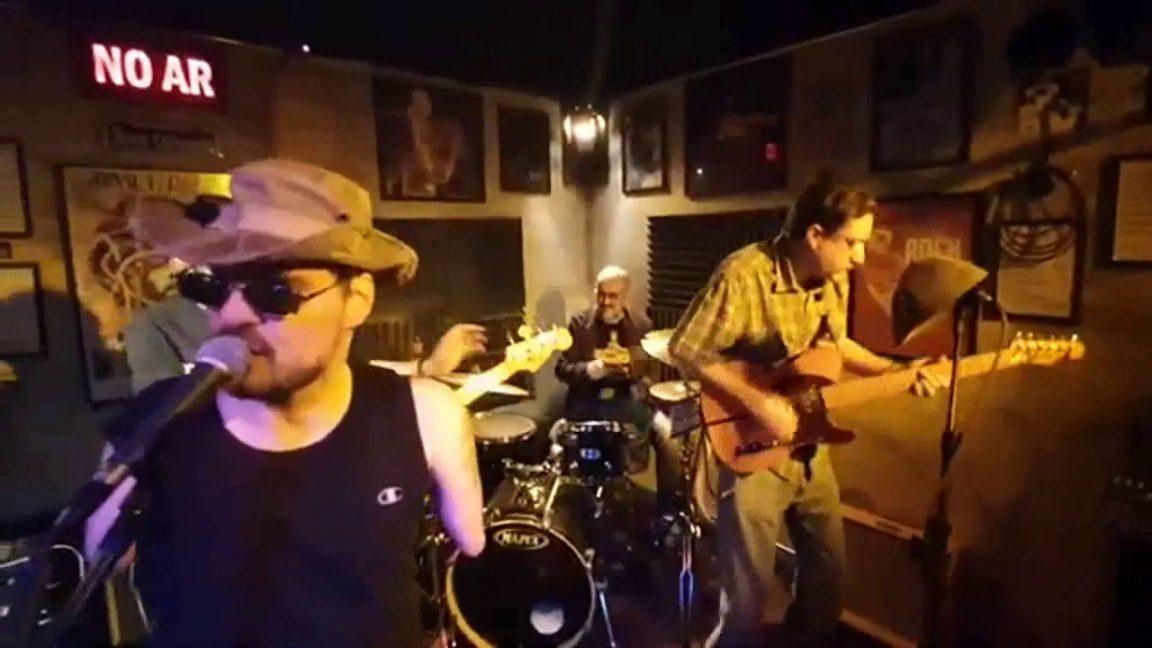 Dudé Entidade Blues Máfia Sons do Brasil