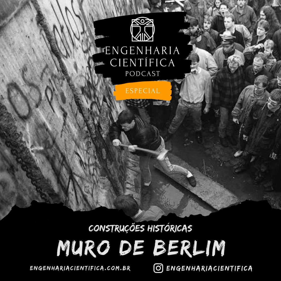 Constrições históricas Muro de Berlim