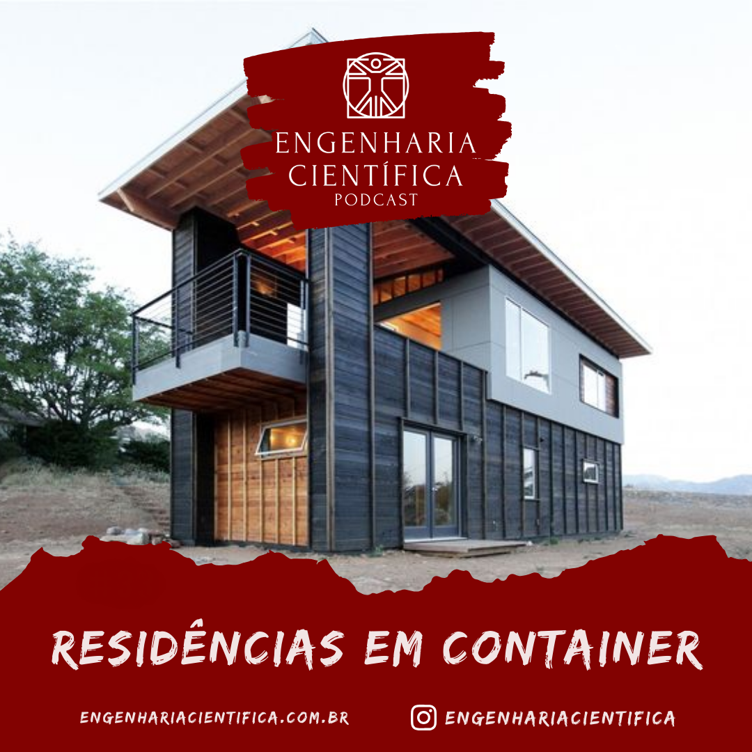 Residências em container