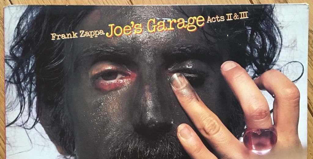 Joe's Garage parte 2 Frank Zappa