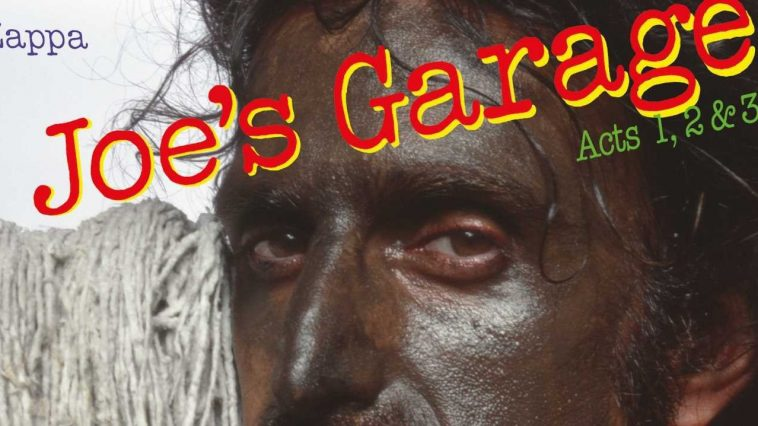 Joe's Garage parte 1: Frank Zappa