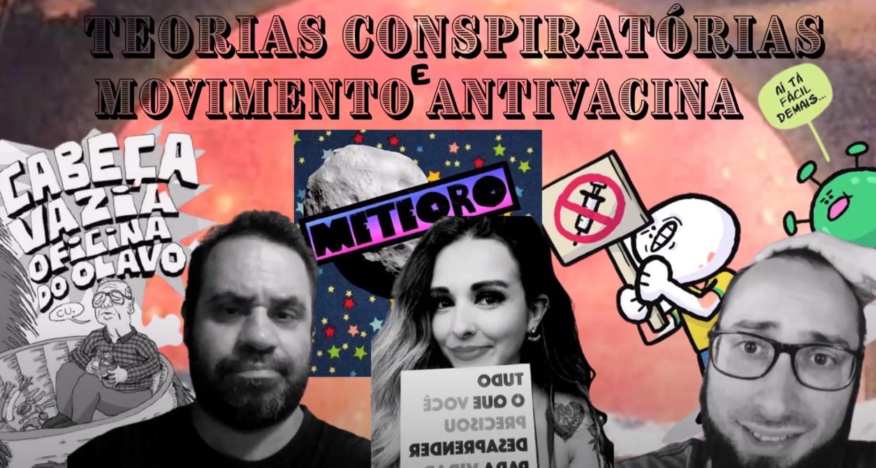 Teorias Conspiratórias Movimento Antivacina