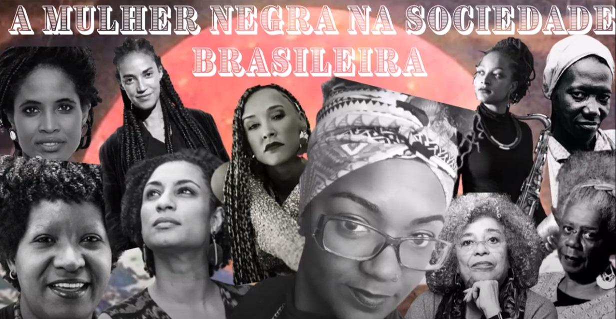 The Trip A mulher negra na sociedade brasileira