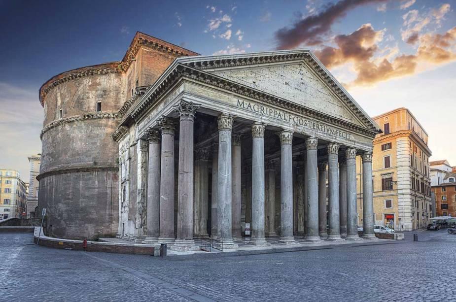 ENCONTROS COM A ARQUITETURA: Coliseu e Panteão