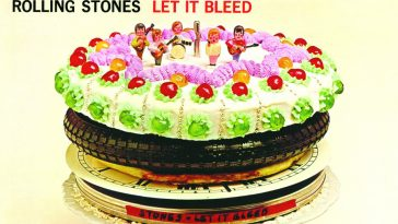 Let It Bleed Rolling Stones Azylo Hotel