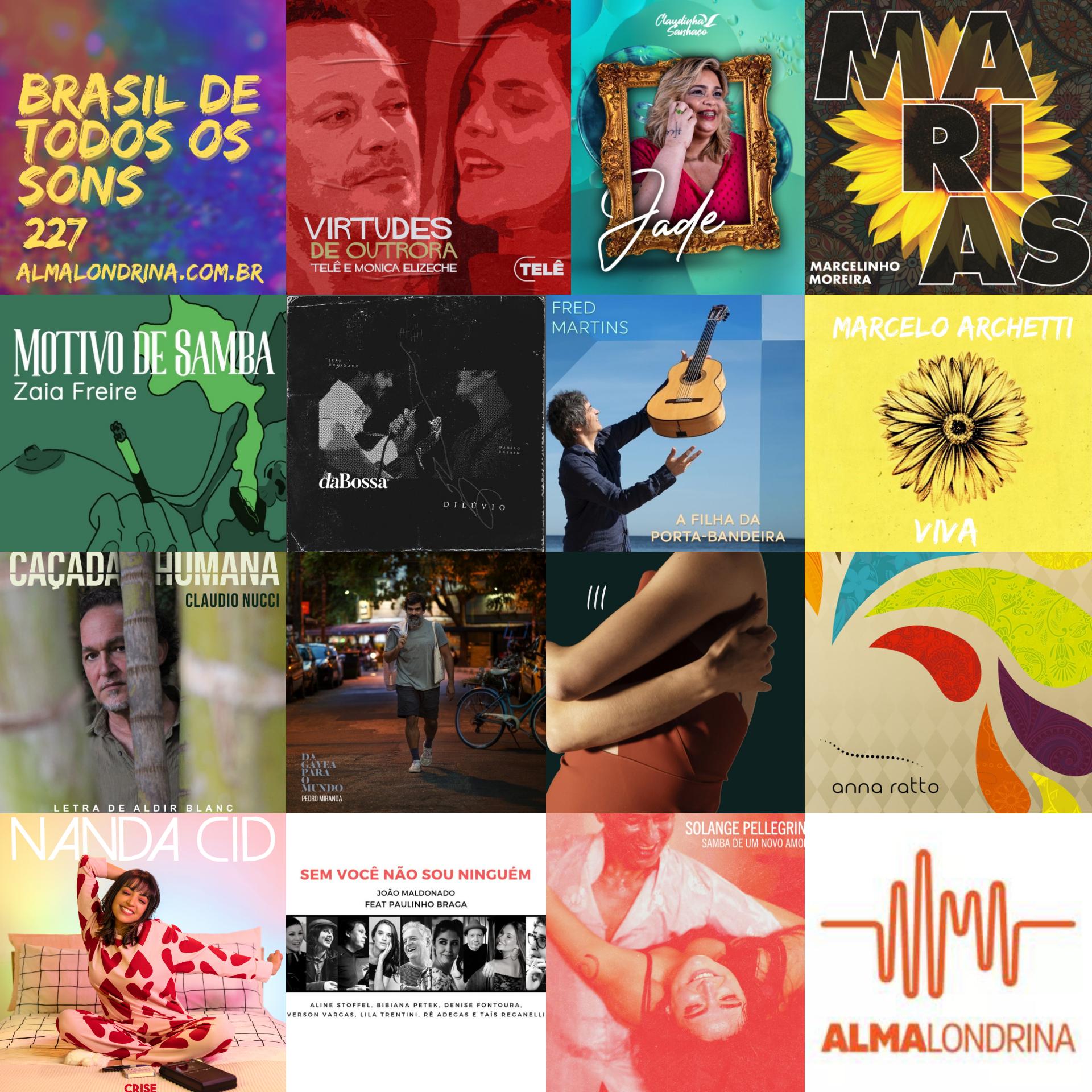 Brasil De Todos Os Sons #227