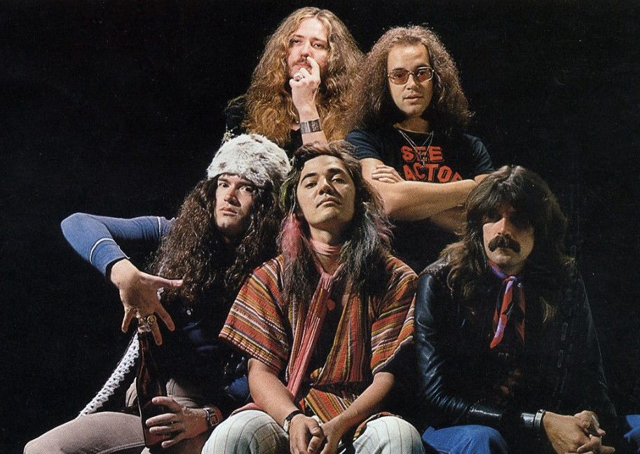Deep Purple Tommy Bolin Azylo Hotel