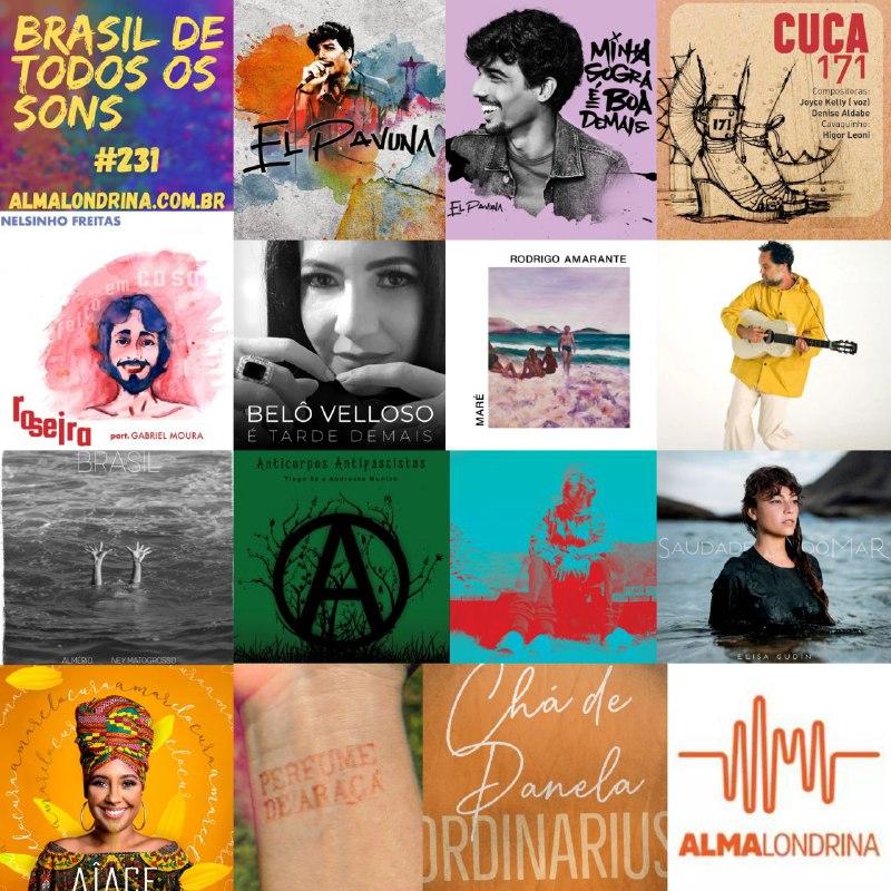 Brasil De Todos Os Sons #231 - Alma Londrina