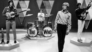 The Who: pedrada mod na cabeça