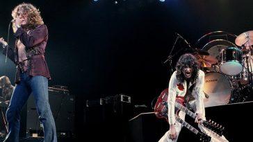 Led Zeppelin Seattle 1977
