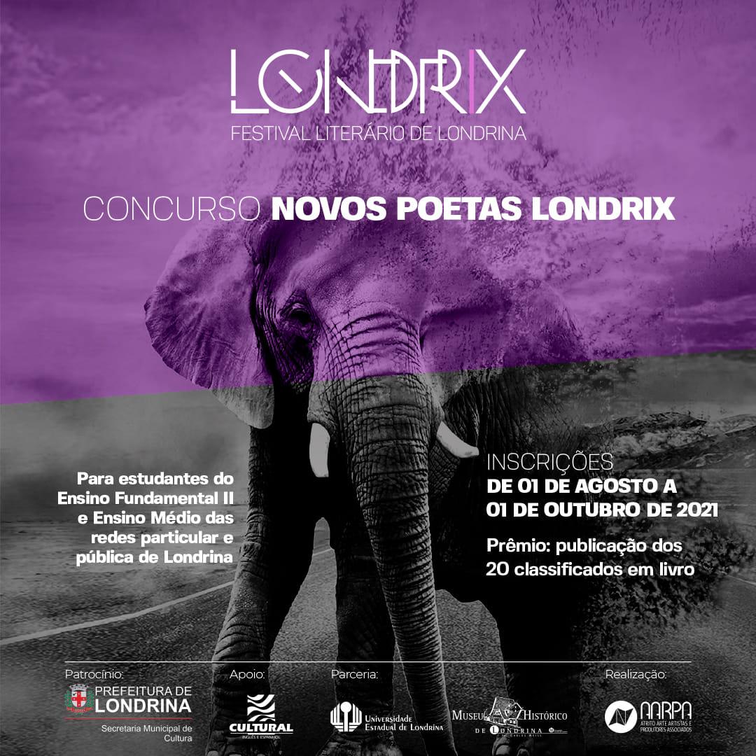 Concurso Londrix abre edital