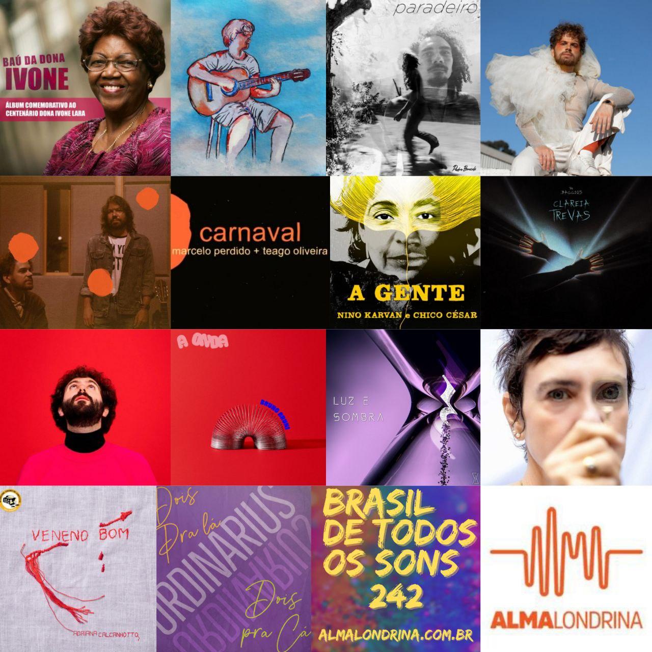 EP2 do Baú da Dona Ivone tem mais sambas