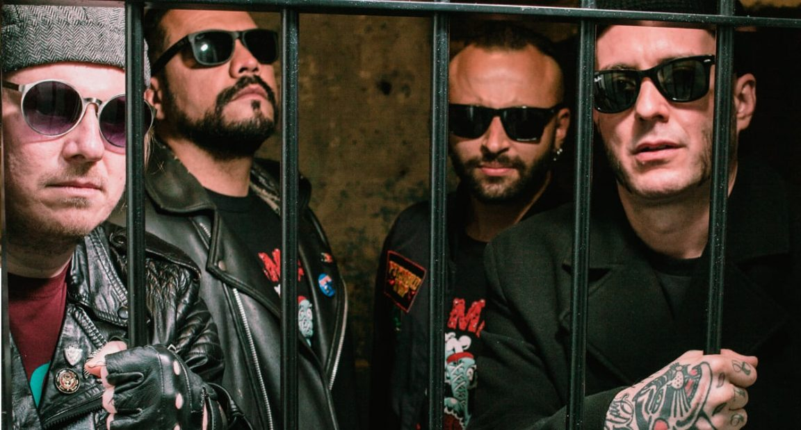 Stompin' Mutants lança primeiro EP